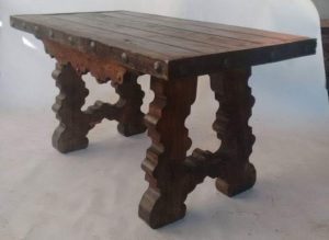 Rustic-desk Pine Furniture