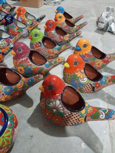 Talavera-Bird-Multi-Color